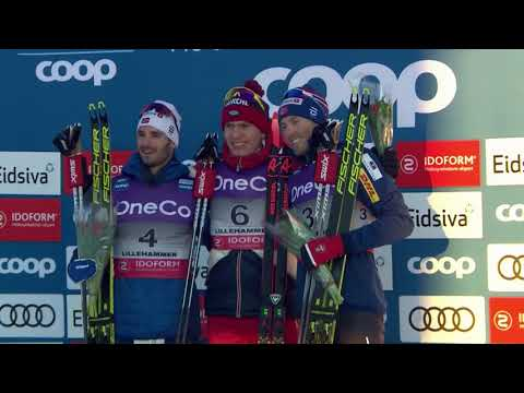 Растоптали норвежцев на их же лыжне. Сборная России блистала на Кубке мира в Лиллехаммере