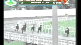 RACE 3 SPICY TIME 09/14/2014