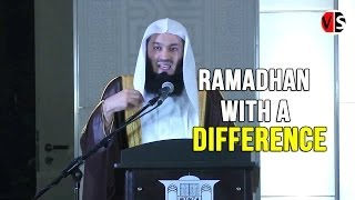 Ramadhan with a Difference - Abu Bakar as Siddiq (RA) - (Part 1) - Mufti Menk