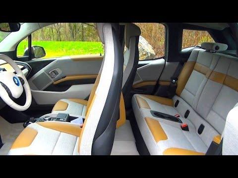 BMW i3 test review – interior lounge feeling – Autogefühl Autoblog