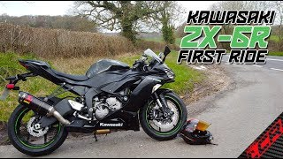 6. 2019 ZX-6R First Ride |  Hot Or Not??