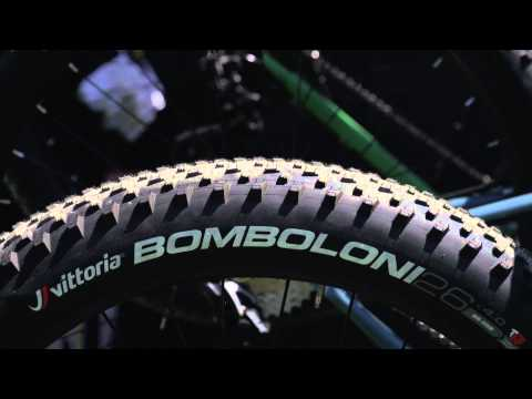 Vittoria's Bomboloni Tire Sizes