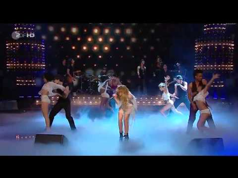 Miley Cyrus - Who Owns My Heart - Live - Wetten Dass (HD)