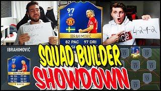 FIFA 17 - 97 TOTS IBRAHIMOVIC SQUAD BUILDER SHOWDOWN vs WAKEZ ⛔️⚽ - FIFA 17 ULTIMATE TEAM (DEUTSCH) Mp3