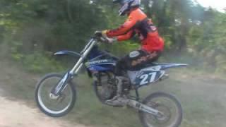 Motocross Jump Koh Lanta Thailand