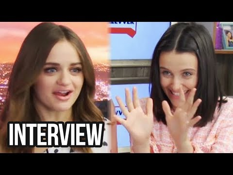 Joey King & 'Slender Man' Movie Cast TEASE Most TERRIFYING Scenes To Shoot
