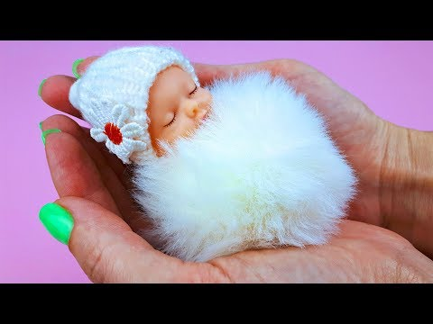 Barbie and Baby Doll Care - Evening Routine