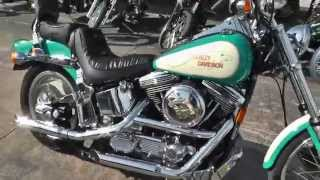 10. 014688 - 1995 Harley Davidson Softail Custom FXSTC - Used Motorcycle For Sale