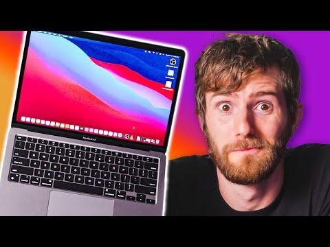 I'm impressed so far!! - Apple M1 MacBook Air
