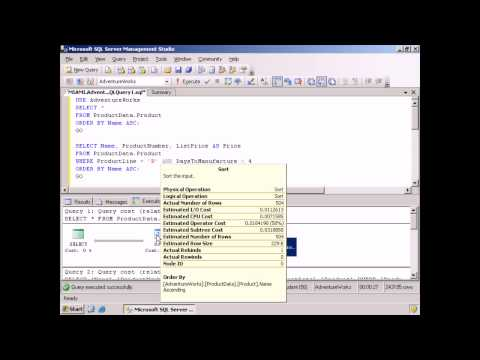 how to provide security in sql server-2005