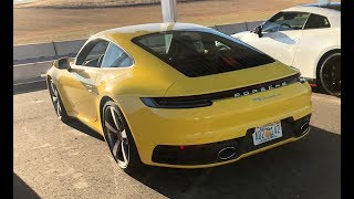 The Porsche 992 Carrera S is Great at Everything - (Track) One Take by The Smoking Tire