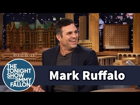 [Video] Mark Ruffalo Hulked Out on a Preschooler