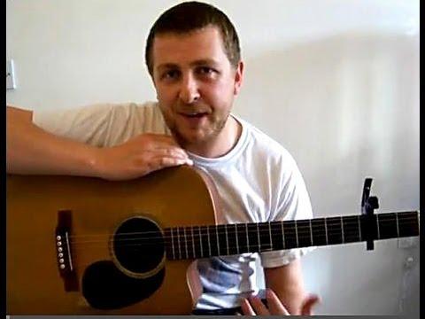 No Surprises – Guitar Lesson – Radiohead – Learn Guitar in London