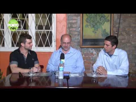 Ricardo Orlandini entrevista Alessandro Vieira e Guilherme Silva da iAgente