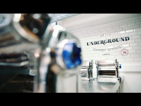Underground Cookery School - Promo 2016