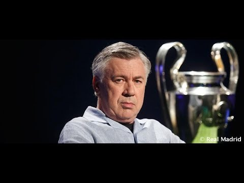 RealAncelotti: An exclusive interview with Carlo Ancelotti on Realmadrid TV
