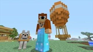 Minecraft Xbox - Hot Air Balloon [199]