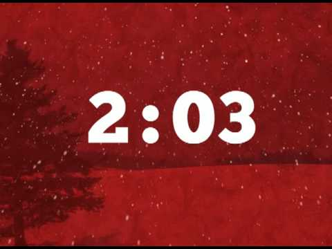 Red Christmas 5 Mints Countdown.mp4