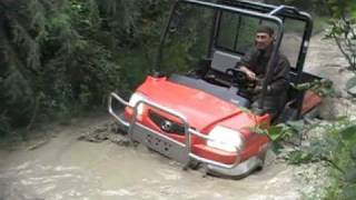 2. kubota rtv mud run.wmv
