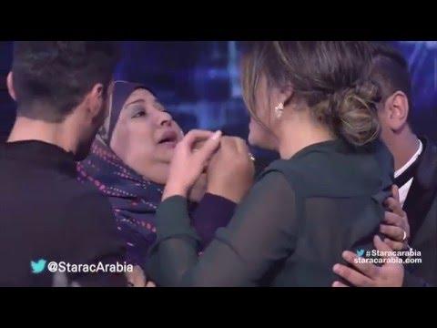 """مفاجأة صعود والدتا دينا عادل ومحمد عباس على مسرح """"ستار أكاديمي"""""""