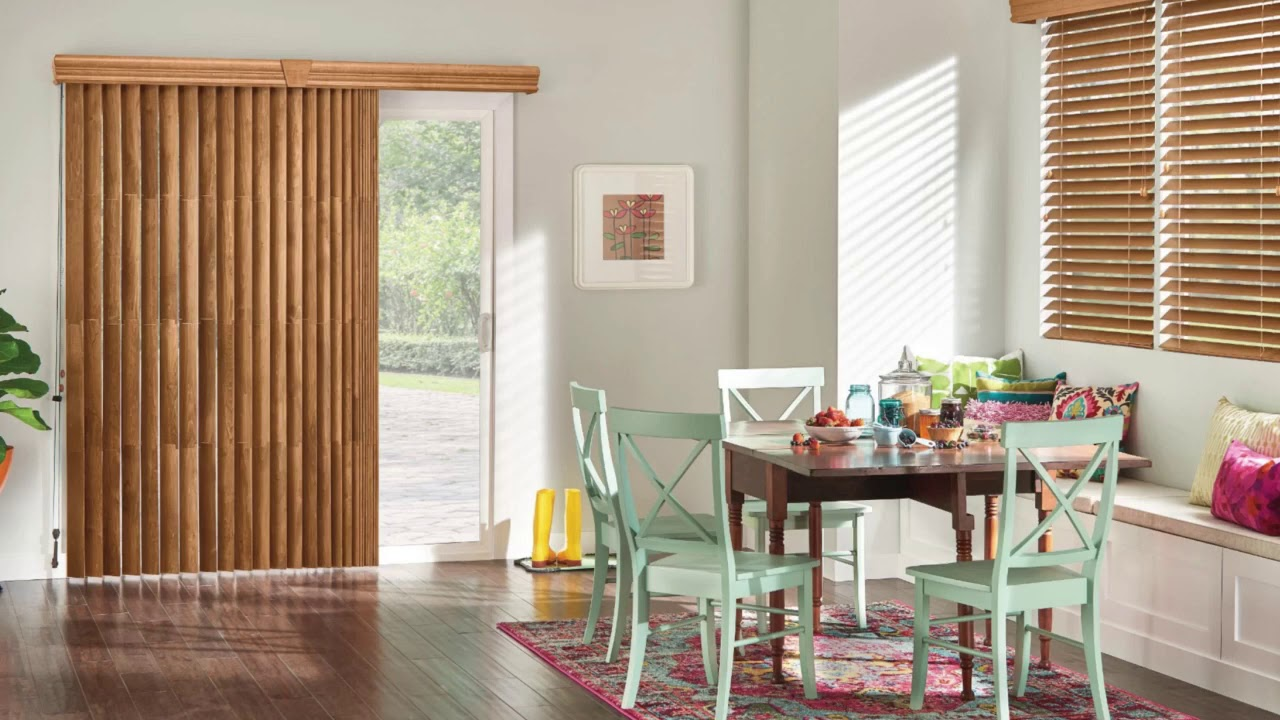 Learn more about the functionality and flexible style of Bali Vertical Blinds.
