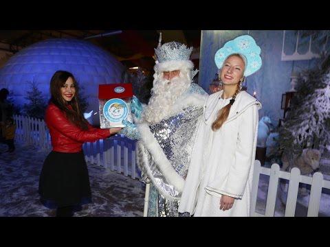 """Ο Ρώσος Αγιος Βασίλης """"Father Frost"""" για πρώτη φορά στην Ελλάδα"""