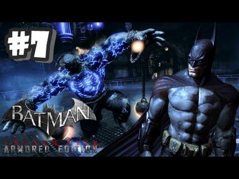 batman arkham city armored edition wii u test