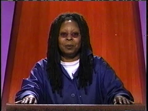 Hollywood Squares (February 8, 2000) - Whoopi hosts act 3!