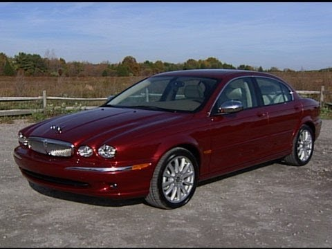 2002-2008 Jaguar X-Type Pre-Owned Vehicle Review - WheelsTV