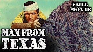 MAN FROM TEXAS | James Craig | Lynn Bari | Full Length Western Movie | English | HD | 720p