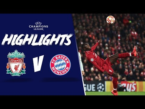 Stalemate After First Leg At Anfield | Liverpool 0-0 FC Bayern | Champions League