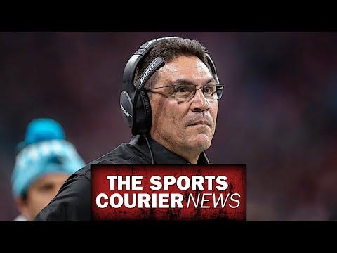 Carolina Panthers Fire Ron Rivera