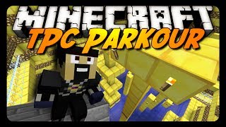 Minecraft: I'LL BE ON A MINECON PANEL! - tPc Parkour Stage 10!