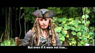 Pirates Of The Caribbean 4  Trailer English Subtitle