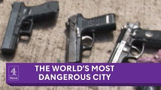 San Pedro Sula Honduras  city images : A week in the most dangerous city in the world