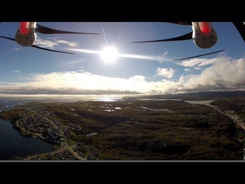 Channel-Port aux Basques Drone Video