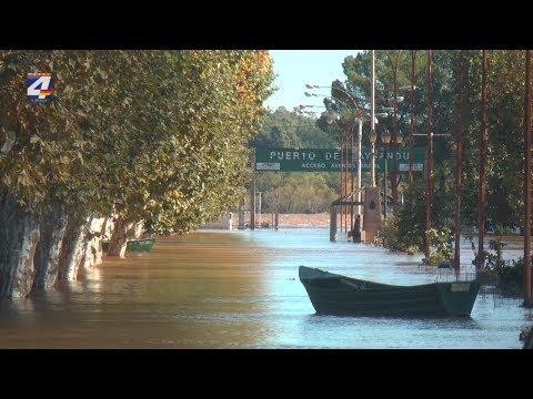 Aumentan los evacuados y prevén que la creciente será extensa