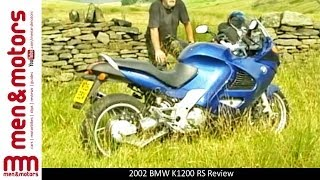 1. 2002 BMW K1200 RS Review