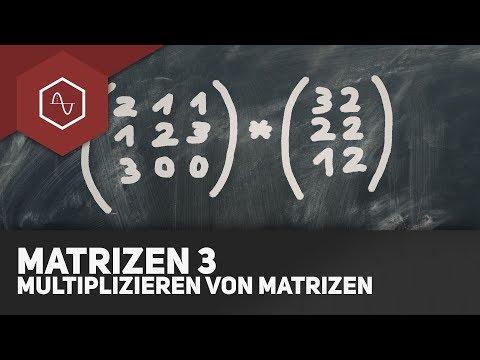 Matrixmultiplikation