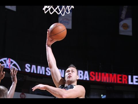 Video: Summer League: Houston Rockets vs Cleveland Cavaliers