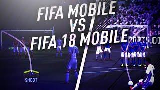 Video FIFA 18 MOBILE VS FIFA MOBILE - FIFA 18 MOBILE(Concept Desing)by @ITz_Trobey MP3, 3GP, MP4, WEBM, AVI, FLV Oktober 2017