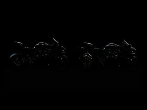 Vídeos de 'Vídeo: Kawasaki desvela la primera imagen de su Ninja H2'