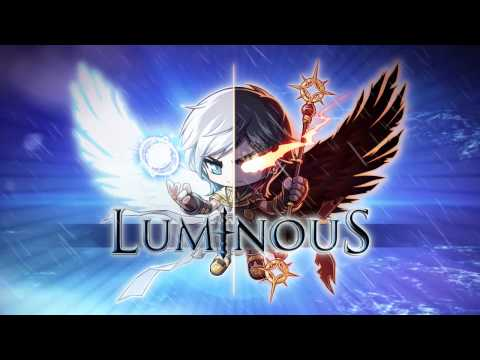 Luminous - maplestory.nexon.net - The first wave of Tempest hits MapleStory on Nov. 29th, bringing with it a flood of new features, and paving the way for a new hero. L...