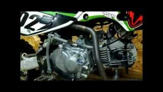 9. How To Winterize Your KLX 110 Race Bike By Changing The Oil And Treating The Gas