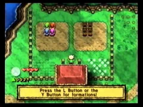 The Legend of Zelda : Four Swords Adventures GameCube