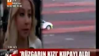 Burcu Burkut Erenkul - ATV - Ana Haber Bülteni - Avr. Kültür Başkenti İst. Ralli Şamp. - 2010