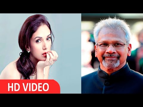 Excited To Work With Mani Ratnam : Aditi Rao Hydari