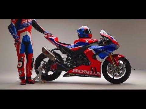2020 Honda CBR1000RR-R Fireblade SP - HRC Race Spec