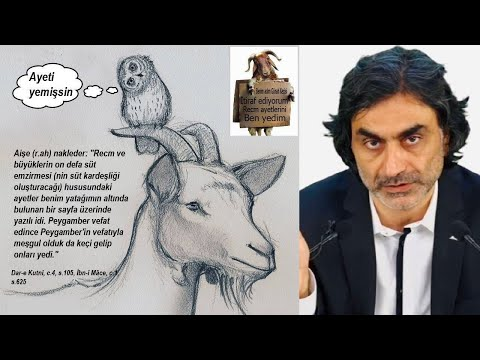 Edip Yuksel (T) Halis Aydemir'in Hazret-i Keçisi (видео)