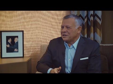 فيديوجلالة الملك عبدالله الثاني يتحدث في مقابلة مع طالبات من جامعتي الأردنية واليرموك